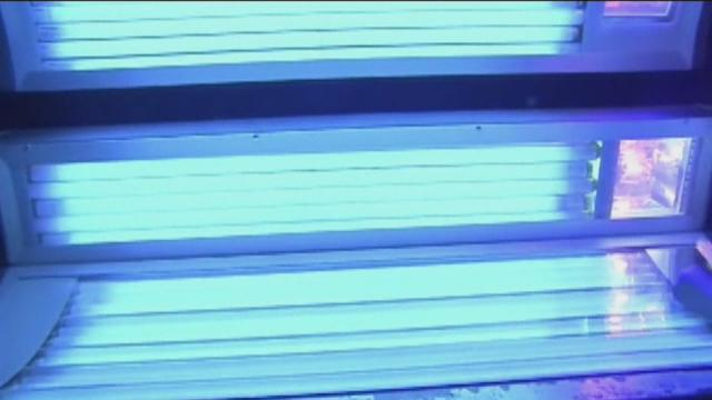 Tanning bed restrictions