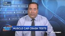 Executive Edge: Muscle car safety warning