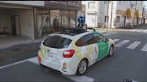 Google Street View Shows Japanese Nuclear Zone
