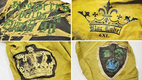 Dead man's shirt may hold clues to his identity, police say