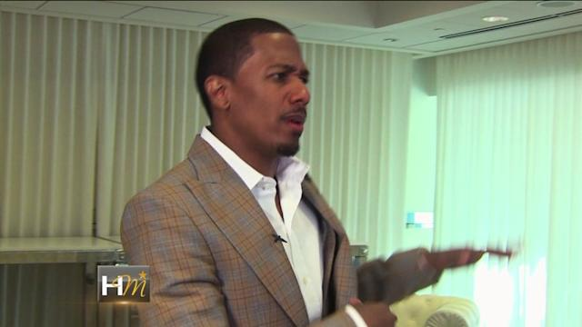 Nick Cannon on Being One of the Busiest Men in Hollywood