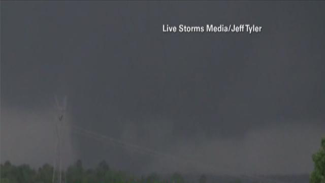 Caught in the storm, local woman shares story of Oklahoma tornado