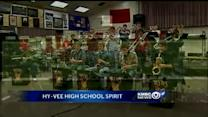 Blue Springs band wins Hy-Vee Spirit Award