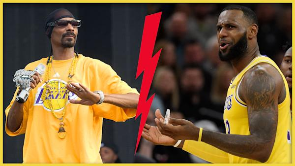 The Rush: The Lakers are so bad that Snoop Dogg will sell
