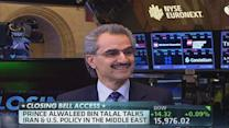 Prince Alwaleed: NSA spying was extraordinary and unneede...