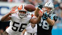 Week 16: Cleveland Browns vs. Carolina Panthers highlights