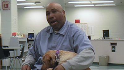 Md. Inmates Train Service Dogs for Veterans