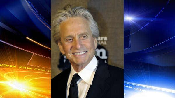 Michael Douglas blames oral sex for throat cancer