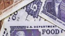 FOOD STAMPS FUNDS CUT