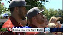 San Francisco 49ers QB Colin Kaepernick Hosts Golf Tournament For Children With Heart Defects