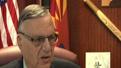 Arpaio: Immigration policy 'form of amnesty'