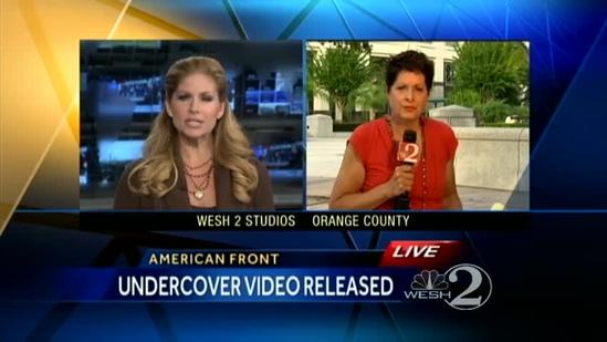 Undercover video released of accused white supremacist group