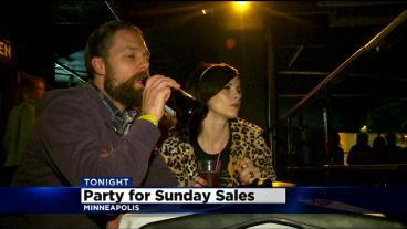Activists For Sunday Liquor Sales Hold Fundraiser With St. Paddy's Day Concert