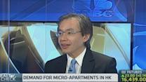 Why are 'microflats' hot in Hong Kong?