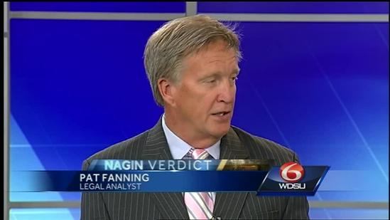 Legal analyst: Nagin's life 'over as he knows it'