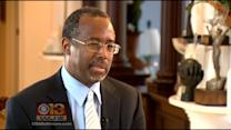 Carson Launches 2016 Exploratory Committee