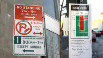 Parking Signs Get A Major Redesign