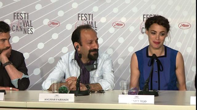French actress in Iranian movie speaks of her role