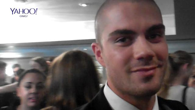 Max George answers THOSE Carmen Electra date rumours!