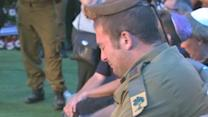 Funeral for Israeli soldier