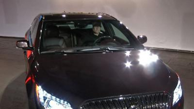 Buick Unveils New Cars in New York