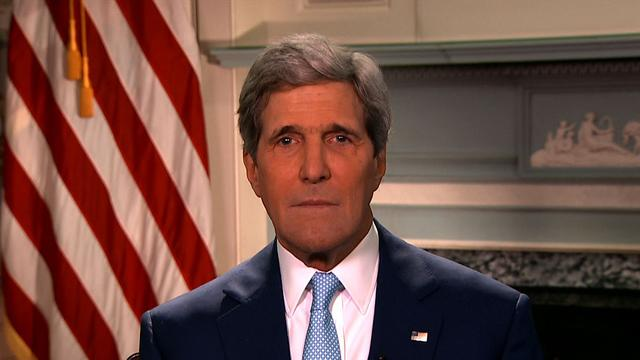 John Kerry on Afghanistan, Syria and Edward Snowden