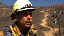Wildfires draining local budgets