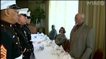 Rankin veteran receives Congressional Gold Medal in special ceremony