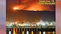 Western Wildfires Prompt Major Evacuations