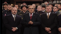 9/11 Tribute: Mayor Rudy Giuliani & Lorne Michaels