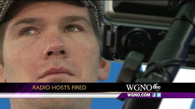 Radio Hosts Fired For Making Fun Of Ex-NFL Star`s Disease