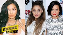 Kylie Jenner Confirms Marriage? Ariana Fans DISS Demi? RUMOR PATROL