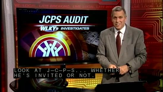 State auditor poised for in-depth audit of JCPS