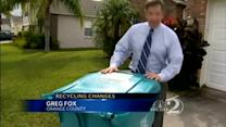 Recycling changes coming to Orlando