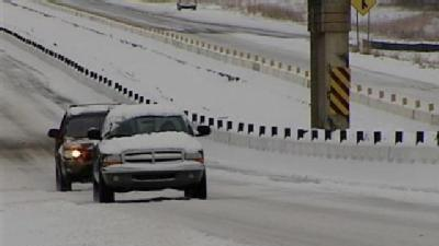 SCDOT Officials: Roads Treacherous
