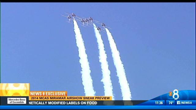 2014 MCAS Miramar Air Show sneak preview