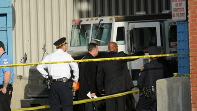 Armored Car Killing, Robbery in Pittsburgh
