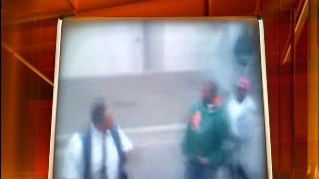 Fight at Detroit bus terminal