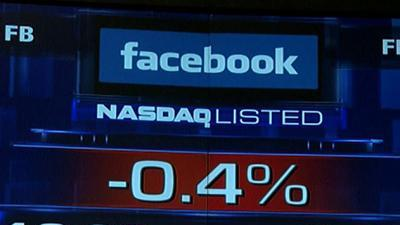 Facebook stock rebounds after dropping below $19