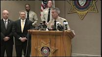 News Conference: San Bernardino County Sheriff's Department on the McStay family