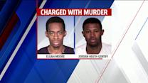 Two Men Arrested For Murdering Man In Front Of His 3 Kids
