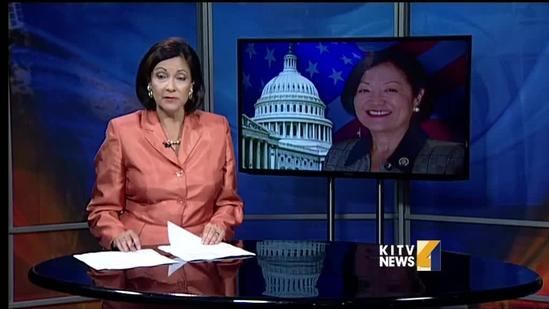 Hirono fights for migrant access to medicaid