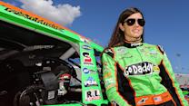 Danica Patrick's Racing Season Reactions