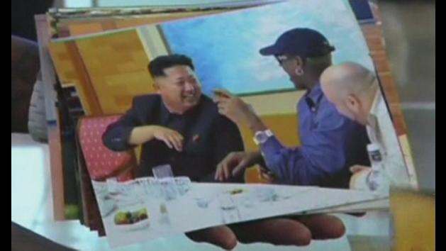 Dennis Rodman on Kim Jong-un: He's my friend for life