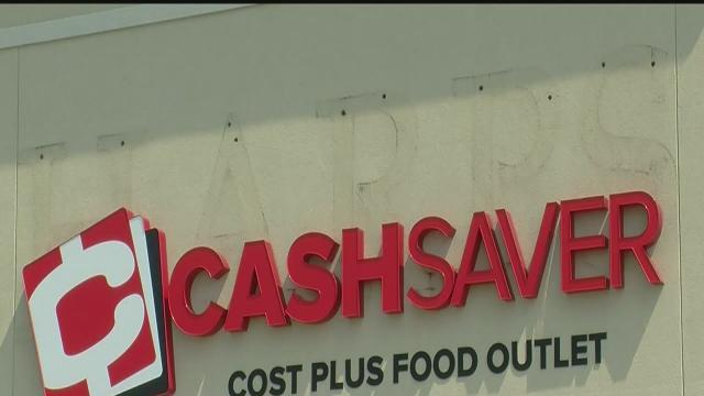 Harps closes - Cashsaver Grocery Opens