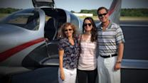 Florida Couple Recounts Surviving a Fiery Plane Crash in the Everglades