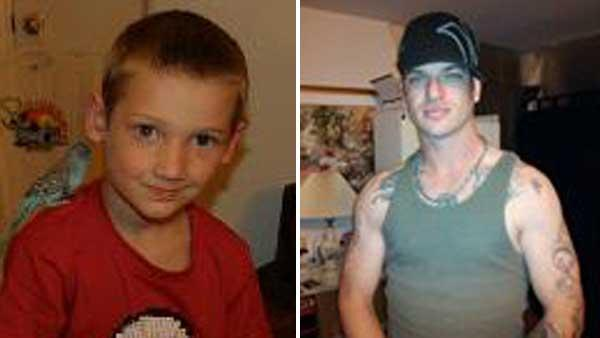 Amber Alert issued for five-year-old Seabrook boy