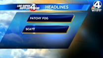 Dale's Wednesday Forecast January 9, 2013