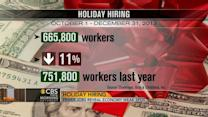 Holiday hiring: Could expected cutbacks be an economic warning sign?