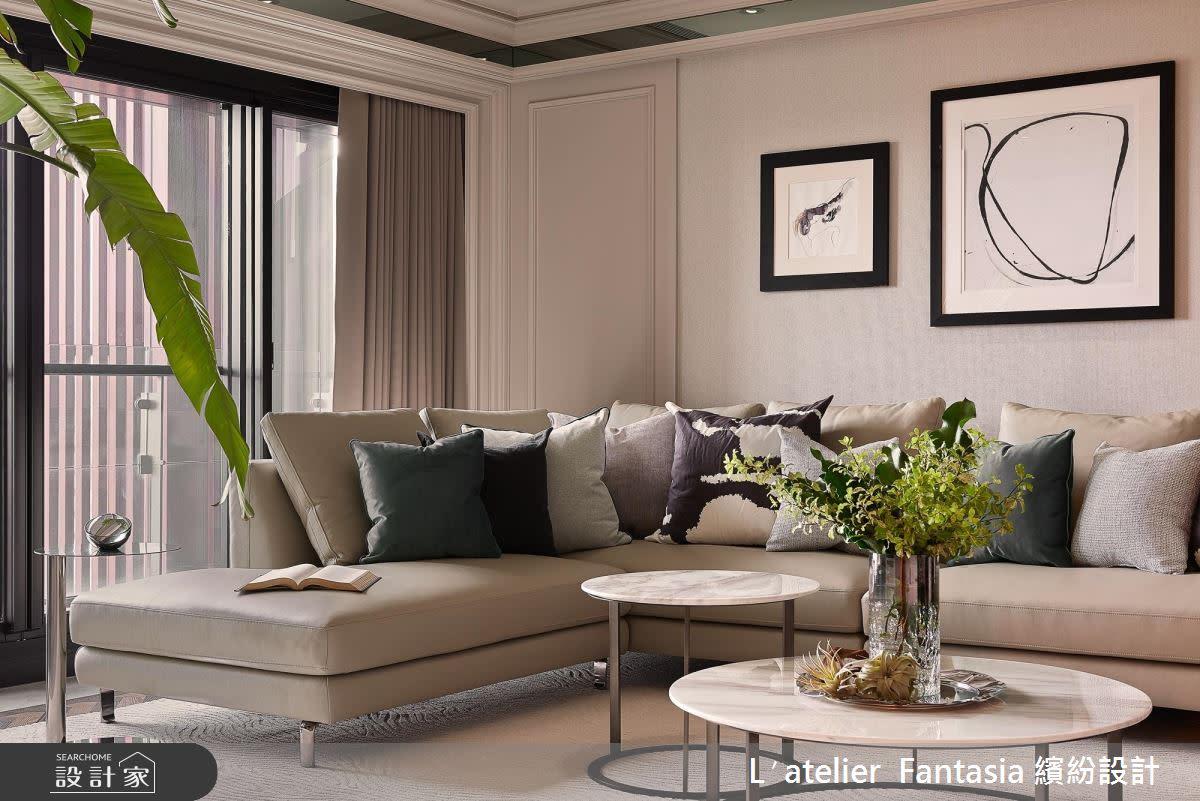 優雅又時髦!跳脫奢華框架的小清新古典風格